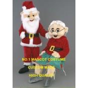 Christmas Mascot