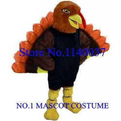 Thanksgiving Mascot