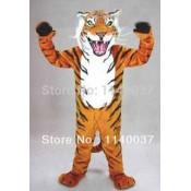 Tiger Lion Mascot