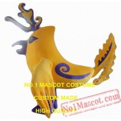 Newly Customized Phoenix Cartoon Mascot Costume