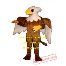 Beautiful Light Brown Griffin Mascot Costume