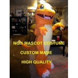 Charmander Mascot Costume