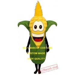 Happy Corn Mascot Costume