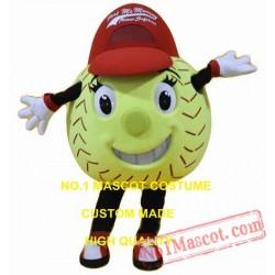 Softball Mascot Costume