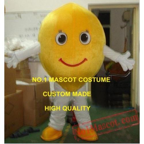 Cosply Costumes Lemon Mascot Costume
