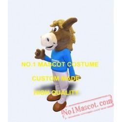 Professional Custom Horse Mascot Costume