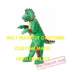 Tyrannosaurus Dinosaur Dragon Mascot Costume