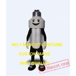 Professional Custom Lamp Bulb Lightbulb Mascot Costume