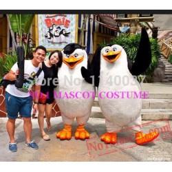 Penguins Mascot Costume