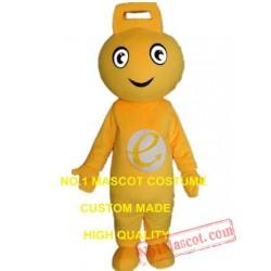 Engineer Mascot Costume