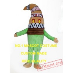 Horn Mascot Costume