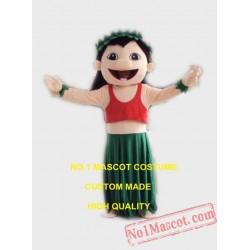 Lilo Mascot Costume