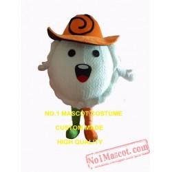 Chinese Dumplings Food Mascot Costume