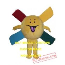 Windmill Mascot Costume