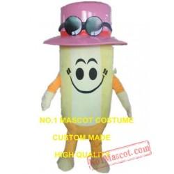 Pencil Mascot Costume