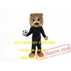 Football Lion Mascot Costume