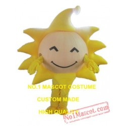 Sun Sunny Mascot Costume