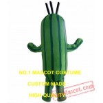 Cartoon Cucumber Mascot Costume