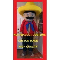 Mexican Mascot Costume