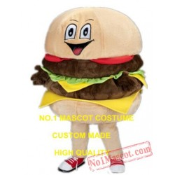 New Burger Mascot Costume