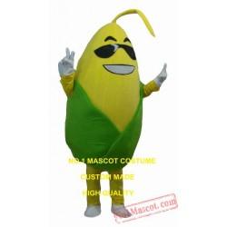 Cool Corn Maize Mascot Costume