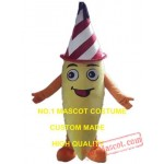 Banana Mascot Costume