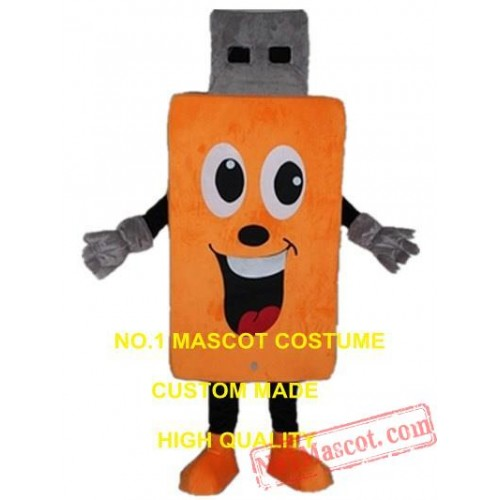 Flash Memory Usb Mascot Costume