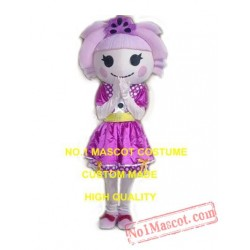 The Beautiful Girl Mascot Costume