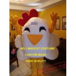 Happy Little Chick Mascot Costume