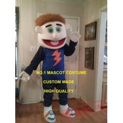 Classical Puppet Mascot Costume
