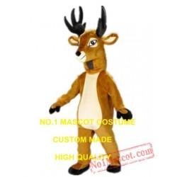 New Christmas Deer Mascot Costume