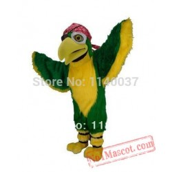 Polly Parrot Pirate Mascot Costume