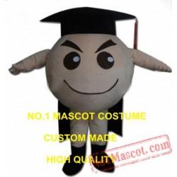 Doctor Egg Mascot Costume