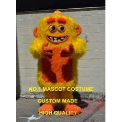 Max Monster Mascot Costume