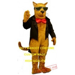 Mr Cat Mascot Costume