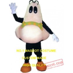 Big Funny Nose Mascot Costume