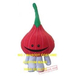 Onion Mascot Costume