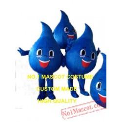 Cheap Water Drop Mascot Costume