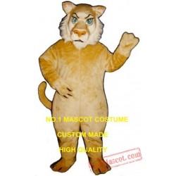 Growly Lion Mascot Costume