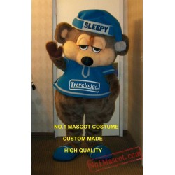 Rocky Mouse From Rocky And Bullwinkle Mascot Costume