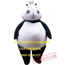 Spring Toy Panda Mascot Costume