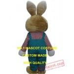 Big Mouth Rabbit Mascot Costume