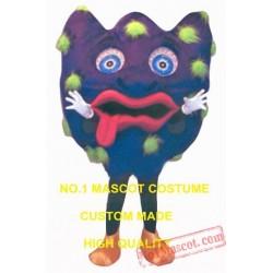Germ Mascot Costume