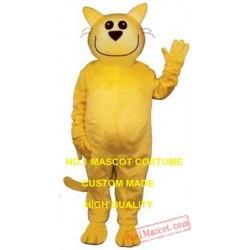 Smug Cat Mascot Costume