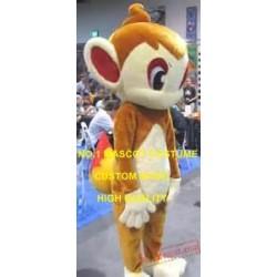 Chimchar(Hikozaru) Mascot Costume