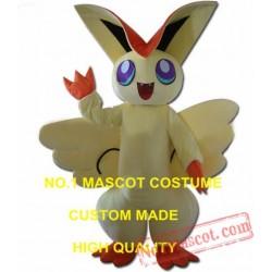 Victini Mascot Costume
