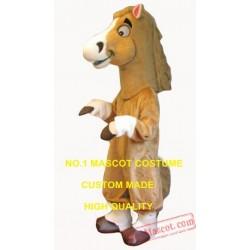 Pony Mascot Costume