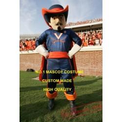 Anime Cosply Costumes New Orange Cavalier Mascot Costume