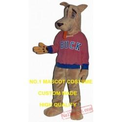 Racing Greyhound Mascot Costume