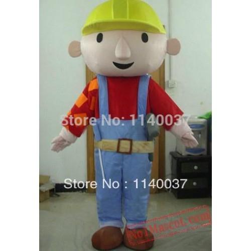 Bob Mascot Costume